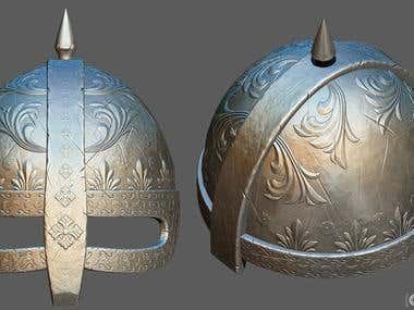 Medieval Assets - Helmet