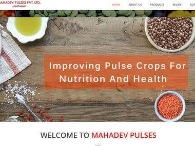 Mahadev Pulses