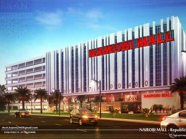NAIROBI MALL - Commercial Mall