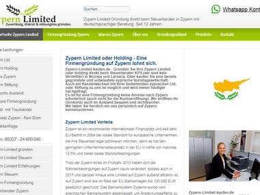 Erhebliche Standortvorteile mit einer Zypern Limited