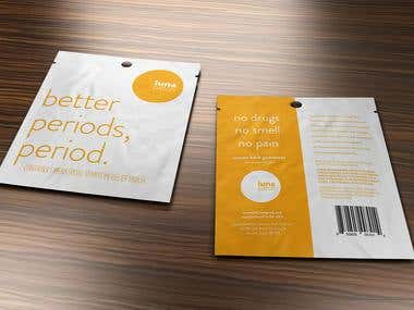Realistic Packaging