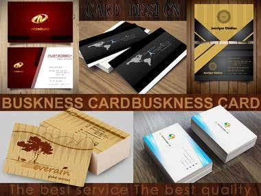 Logo design, Card design