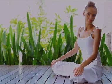 Yoga Studio Promo video