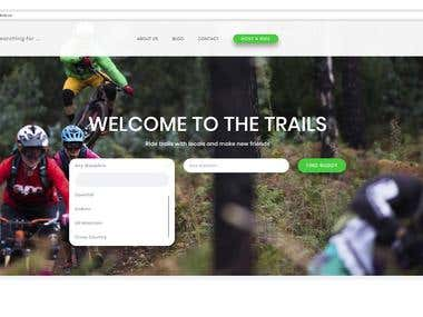 MTBNB - AirBnB for Mountain Bikers