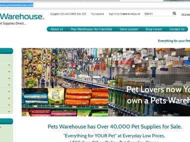 Pet Sware House - BigCommerce