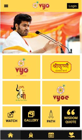 VYO - Spiritual App
