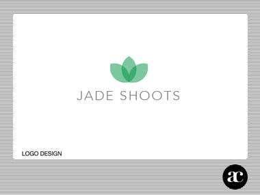 JadeShoots Logo Design