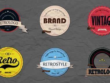 Retro Logos 2