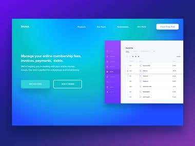 Invcr Product Page