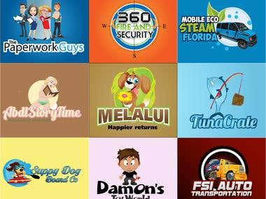Logo Designs By Designpixel99
