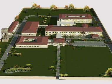 Talookan Hospital