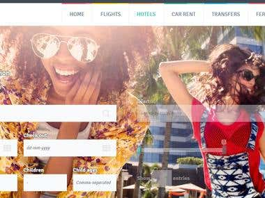 Zizzy Travel (for Travel & Hotel booking)