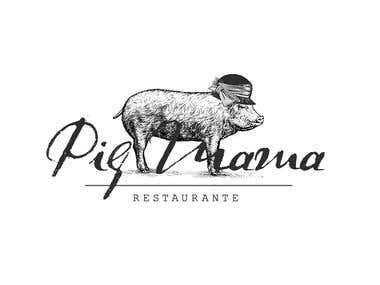 Pig Mama - Logo Design