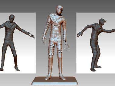 3d print dr kasper 2