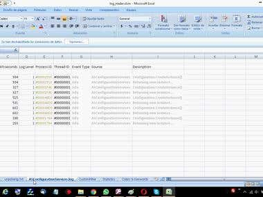 Excel, Code VBA, Application Complete.