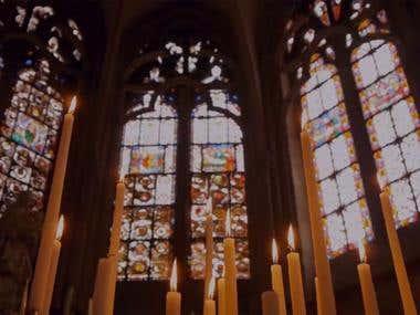 Church promo video