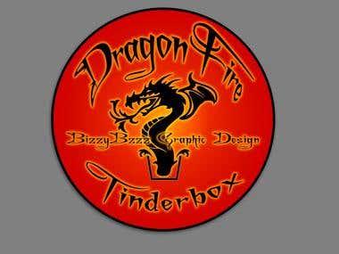 DragonFire Tinderbox Logo