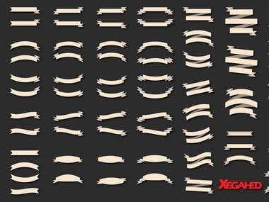 Ribbons Design