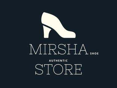 Shoes Business Logo