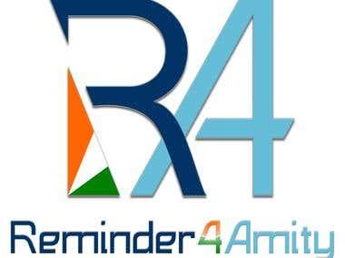 Reminder 4 Amity Logo