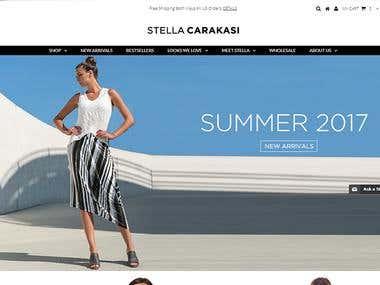 Stella Carakasi