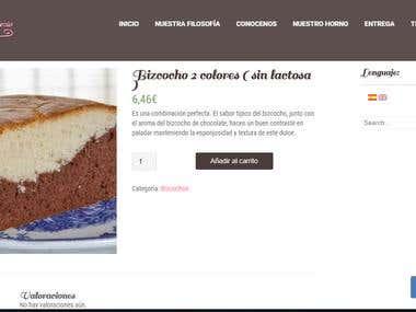 www.mercedetes.com - Cake shop