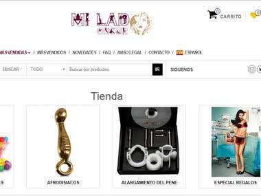 www.miladoscuro.com - sexshop online