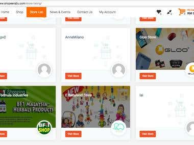 www.Shopeera2u.com Multivendor E-commerce