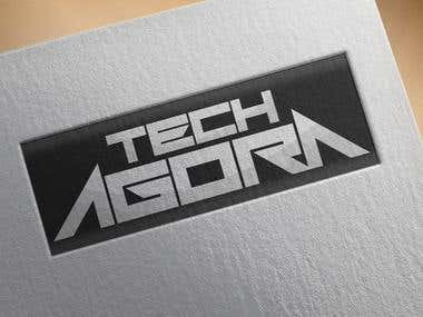 Logo For TECH AGORA