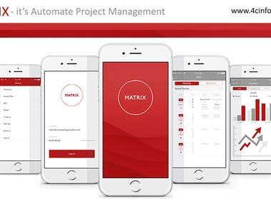 Matrix - Automate Project Management