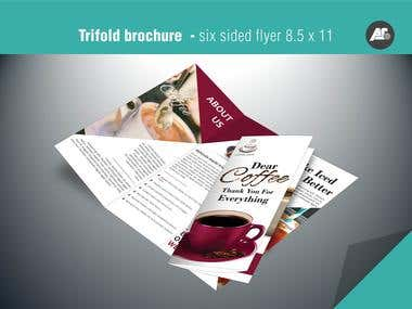 Trifold Brochure and Flyer