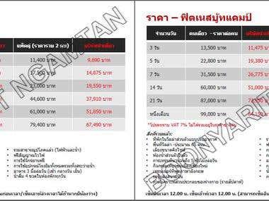 Sample Translation&Editing: Thai_Gym_Bangarang