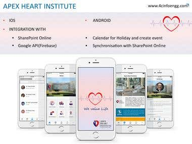 Apex Heart Institute [Mobile APP]