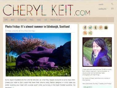 Design & Develop www.cherylkeit.com/