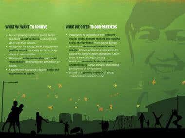 Ashoka's Youth Venture South Africa Design Elements