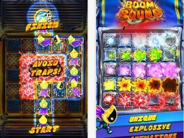 Boom - Bind Game