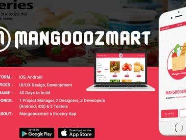 MangoozMart - An eCommerce platform