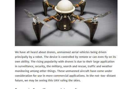 How drones will rule the skies