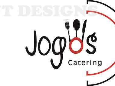 Logo Design for Jogos Catering (South Africa) - Sample 1