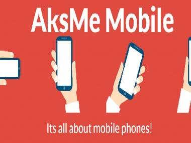 AksMe – Mobile