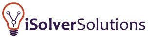 iSolver-Software Solutions Logo Design