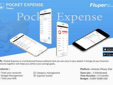 Pocket Expense - With Sync