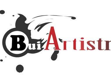 BuiArtistry logo concept