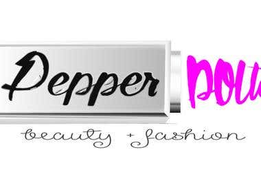 Pepperpout logo concept