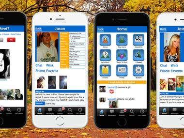 Dating app - DateHookUp
