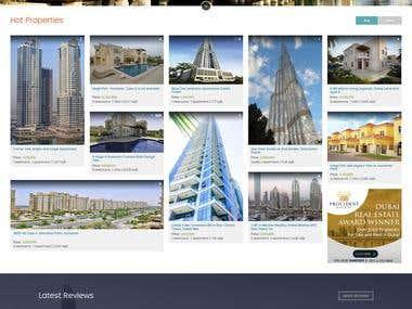 Property rent portal