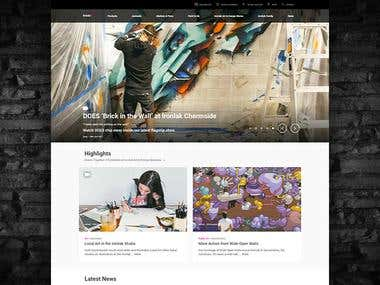 Ironlak- A BigCommerce Stencil Framework Project