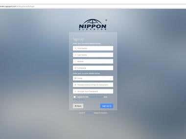 Codeigniter - Nippon Elevator