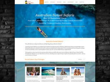 Australian Sunset Safaris- Tours and Travels