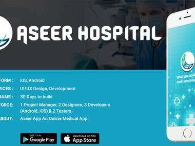 Aseer Central Hospital System